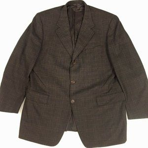 Canali wool-cashmere Sport Coat USA 44R Euro 54